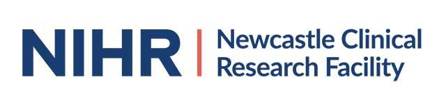 NIHR Newcastle Clinical Research Facility logo